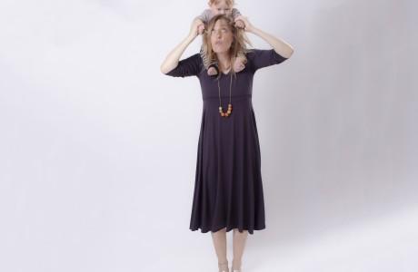 שמלה רחבה